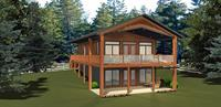 Cottage and Cabin Plans